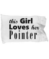 Pointer - Pillow Case - Unique Gifts Store