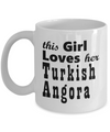 Turkish Angora - 11oz Mug - Unique Gifts Store