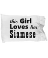 Siamese - Pillow Case - Unique Gifts Store