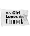 Chinook - Pillow Case