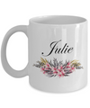Julie v2 - 11oz Mug