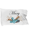 Mary v4 - Pillow Case - Unique Gifts Store