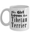 Tibetan Terrier - 11oz Mug - Unique Gifts Store