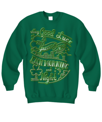 Good Luck Blessing - Sweatshirt - Unique Gifts Store