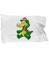Crocodile - Pillow Case