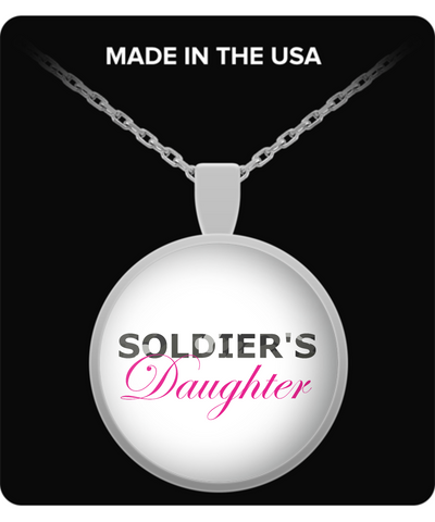 Soldier's Daughter - Necklace - Unique Gifts Store