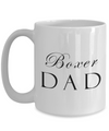 Boxer Dad - 15oz Mug
