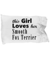 Smooth Fox Terrier - Pillow Case - Unique Gifts Store