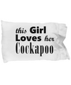 Cockapoo - Pillow Case - Unique Gifts Store