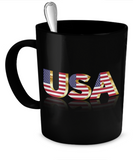 The USA v2 - 11oz Mug - Unique Gifts Store