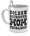 Golden Retriever Mom - 11oz Mug - Unique Gifts Store