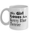 Kerry Blue Terrier - 11oz Mug - Unique Gifts Store