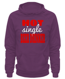 Hot Single Beer Drinker - Hoodie - Unique Gifts Store
