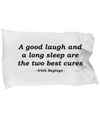 Long Sleep - Pillow Case - Unique Gifts Store