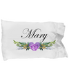 Mary v6 - Pillow Case - Unique Gifts Store