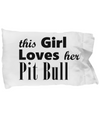Pit Bull - Pillow Case - Unique Gifts Store