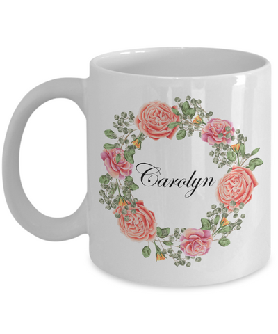 Carolyn - 11oz Mug - Unique Gifts Store