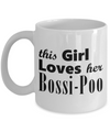 Bossi-Poo - 11oz Mug - Unique Gifts Store