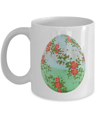 Easter Egg #07 - 11oz Mug - Unique Gifts Store