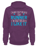 I'm a Runner - Hoodie - Unique Gifts Store