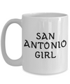 San Antonio Girl - 15oz Mug