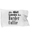 Border Collie - Pillow Case - Unique Gifts Store