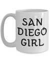 San Diego Girl - 15oz Mug