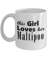 Maltipoo - 11oz Mug - Unique Gifts Store