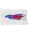 Patriotic Eagle - Pillow Case - Unique Gifts Store