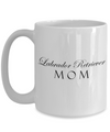 Labrador Retriever Mom - 15oz Mug - Unique Gifts Store