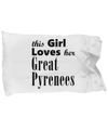 Great Pyrenees - Pillow Case - Unique Gifts Store