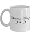 Siberian Husky Dad - 11oz Mug - Unique Gifts Store