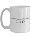 Doberman Pinscher Dad - 15oz Mug