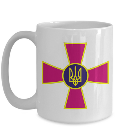 Ukrainian Armed Forces - 15oz Mug