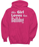 Bulldog - Hoodie - Unique Gifts Store