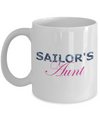Sailor's Aunt - 11oz Mug - Unique Gifts Store