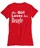 Beagle - Women's Tee - Unique Gifts Store