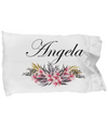 Angela v2 - Pillow Case