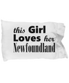 Newfoundland - Pillow Case - Unique Gifts Store