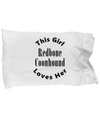 Redbone Coonhound v2c - Pillow Case