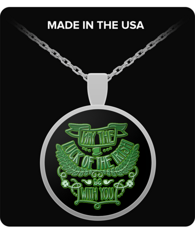 Luck Of The Irish - Necklace - Unique Gifts Store