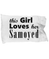 Samoyed - Pillow Case - Unique Gifts Store