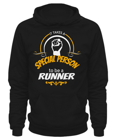 To Be a Runner - Hoodie - Unique Gifts Store - 1