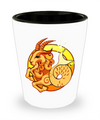 Zodiac Sign Capricorn - Shot Glass - Unique Gifts Store
