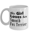 Smooth Fox Terrier - 11oz Mug - Unique Gifts Store