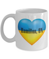 Ukrainian In Hamilton, ON - 11oz Mug - Unique Gifts Store