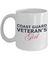 Coast Guard Veteran's Girl - 11oz Mug - Unique Gifts Store