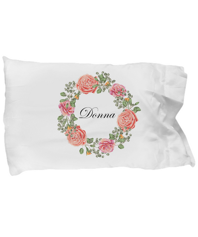 Donna - Pillow Case