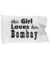 Bombay - Pillow Case