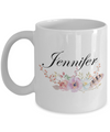 Jennifer v8 - 11oz Mug